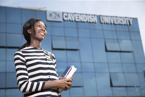 Cavendish University Zambia - Cavendish University Zambia